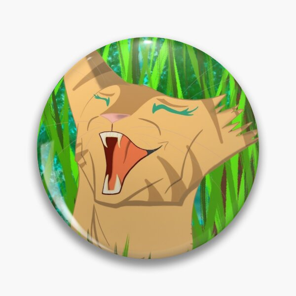 Blazeshine laughing in the reeds Pin