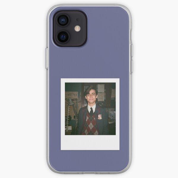 Polaroid de Aidan Gallagher Funda blanda para iPhone