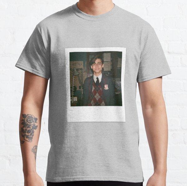 Polaroid de Aidan Gallagher Camiseta clásica