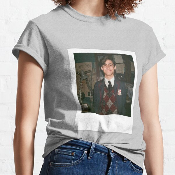 Polaroïd Aidan Gallagher T-shirt classique