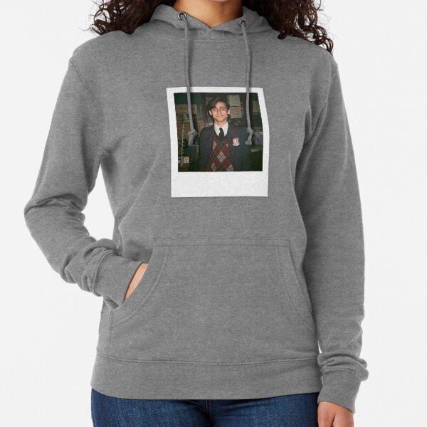 Polaroid de Aidan Gallagher Sudadera ligera con capucha