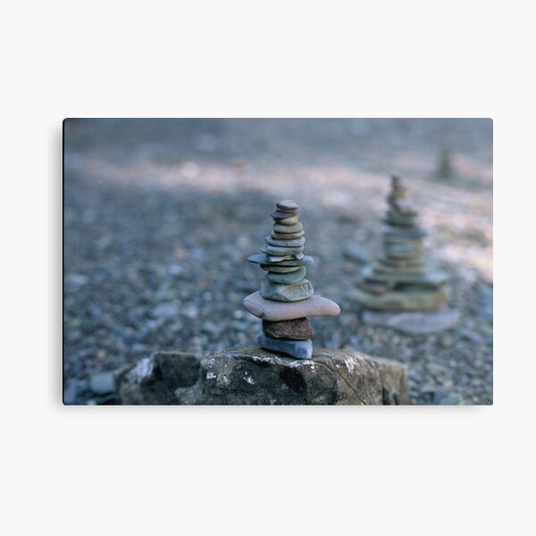 Rock balance Metal Print