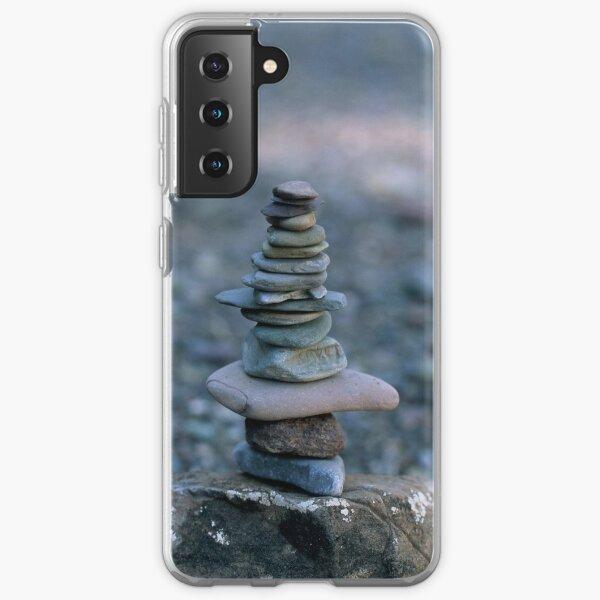 Rock balance Samsung Galaxy Soft Case