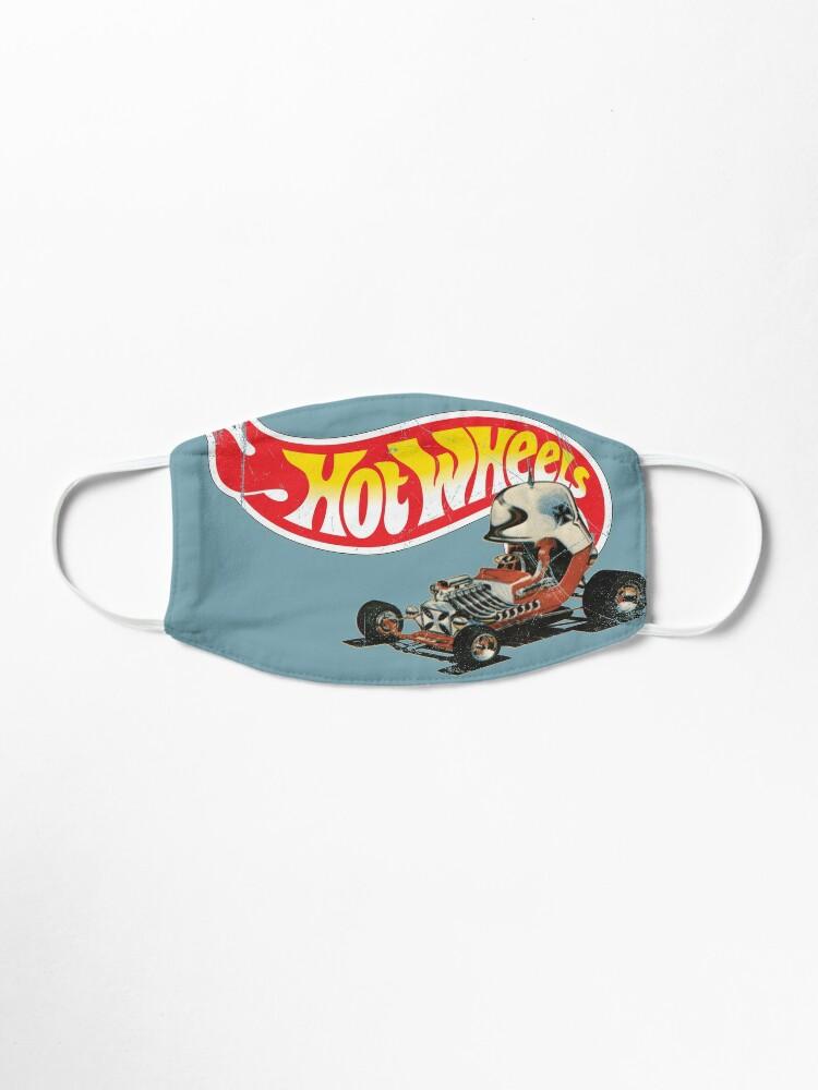 """Alternative Ansicht von Vintage Style Hot Wheels """"Roter Baron"""" Maske"""