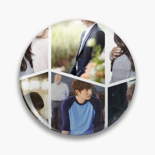 Lee Min Ho Handsome Collage Pin