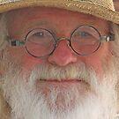 Williamsburg Portrait by Chet  King