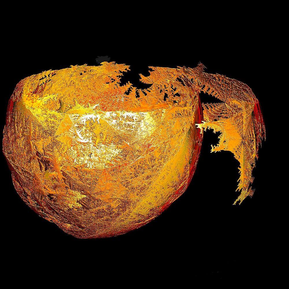 """Golden Bowl"" by Patrice Baldwin"