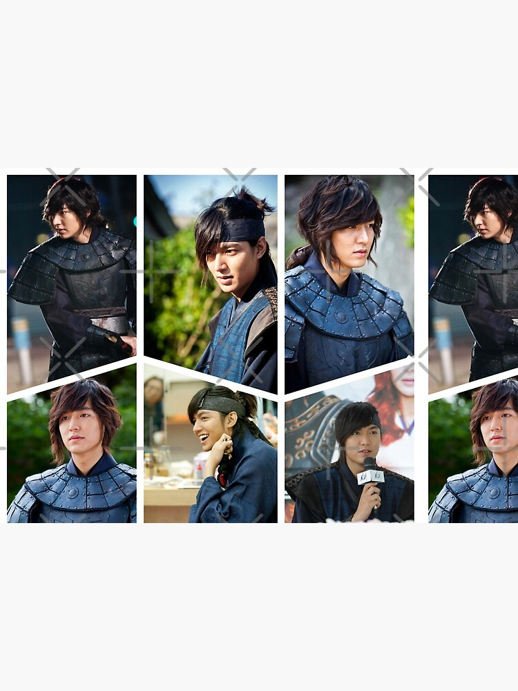 Lee Min Ho Handsome Collage  by kpopkdramamerch