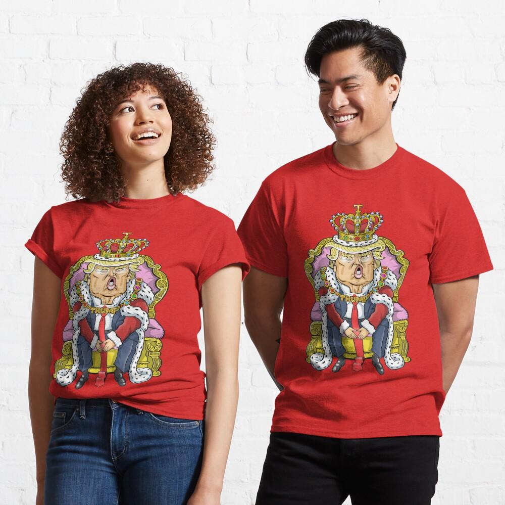 Donald Trump, King of the USA Classic T-Shirt