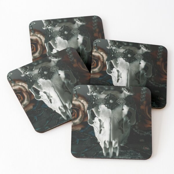Altar Coasters (Set of 4)
