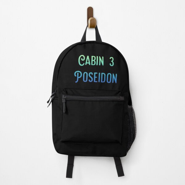 cabin 3 Poseidon  Backpack
