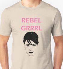 Kathleen Hanna- Rebel Grrrrl Unisex T-Shirt
