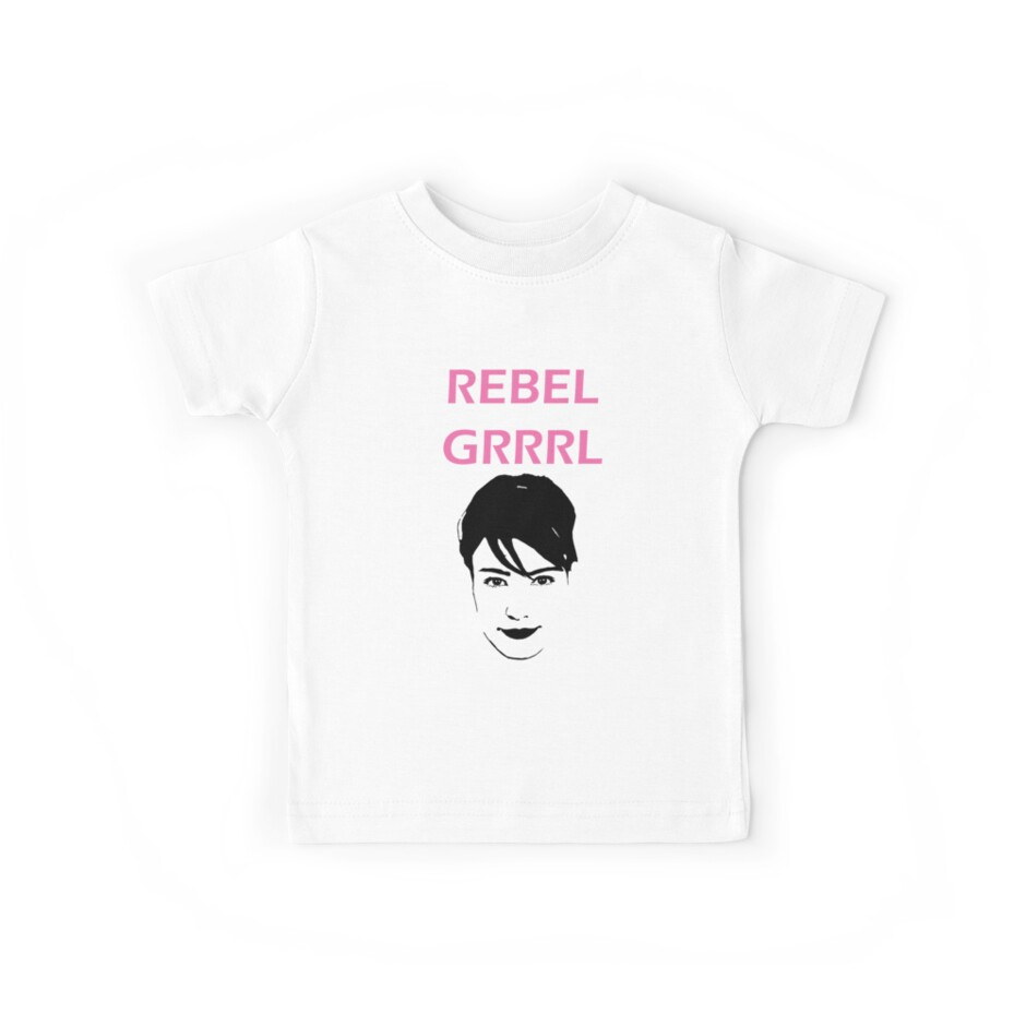 Kathleen Hanna- Rebel Grrrrl von eclecticjustice