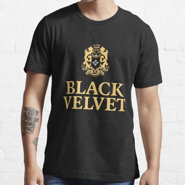 BLACK VELVET CANADIAN WHISKY Essential T-Shirt