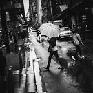 Little Collins Street by jamjarphotos
