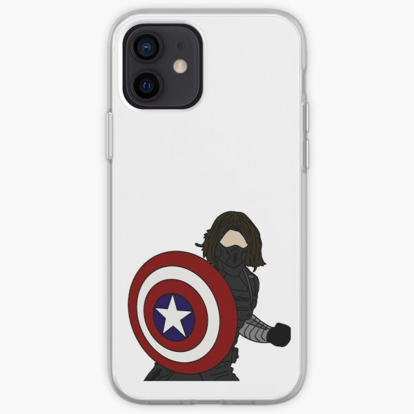 Winter Soldier iPhone Soft Case