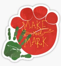 Make your mark with Spot Sticker