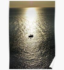Ibiza @ Sunset Poster
