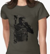 For The BSAA Women's Fitted T-Shirt