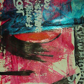 Moment notebook nail polish by salodelyma