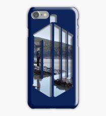 Bad Wolf Bay iPhone Case/Skin