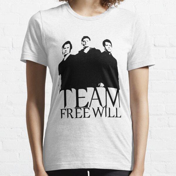 Team Free Will Essential T-Shirt