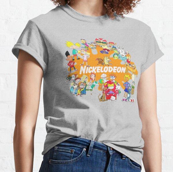 90's Nick Cartoons Classic T-Shirt