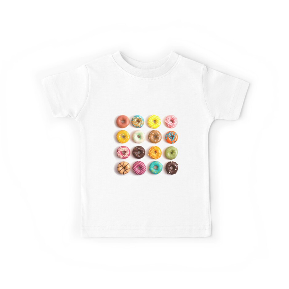 Donuts by maudeline