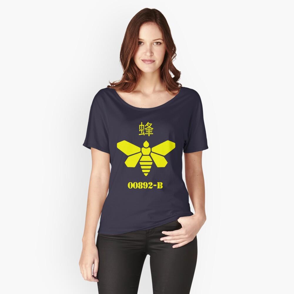 Meth Barrel Logo - Breaking Bad Women's Relaxed Fit T-Shirt Front