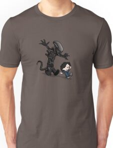 Ripley and alien T-Shirt