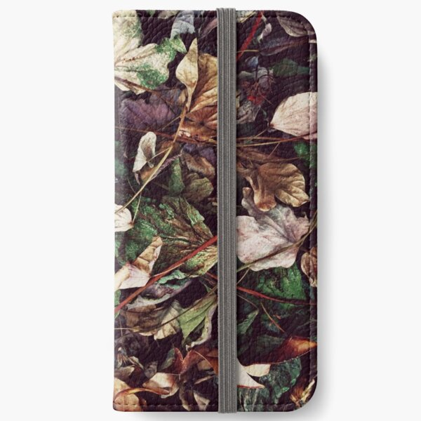 Approaching Fall iPhone Wallet