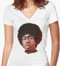 Rory Breaker Women's Fitted V-Neck T-Shirt