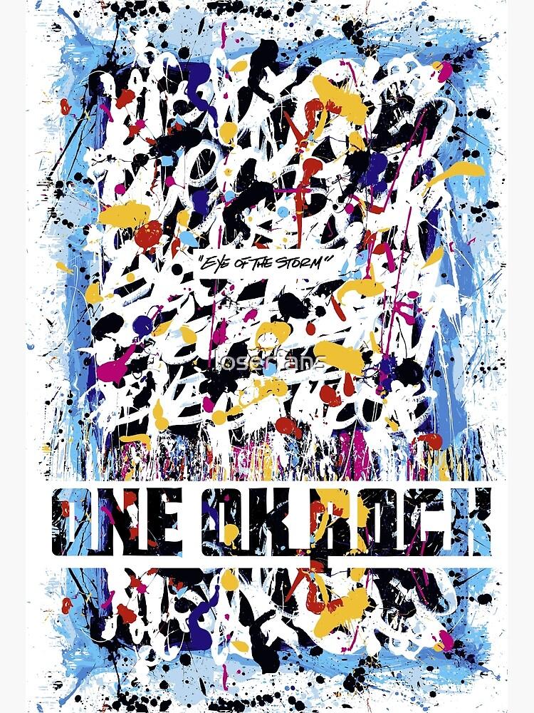 «One Ok Rock Eye of the Storm» par loserfans