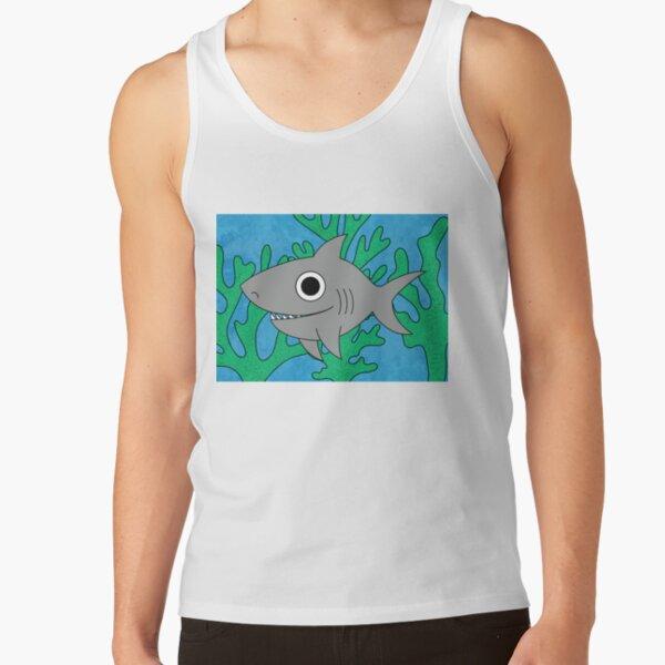 Sharky the shark Tank Top