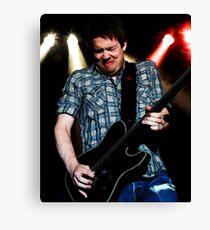 Jonny Lang Blues Guitarist Canvas Print