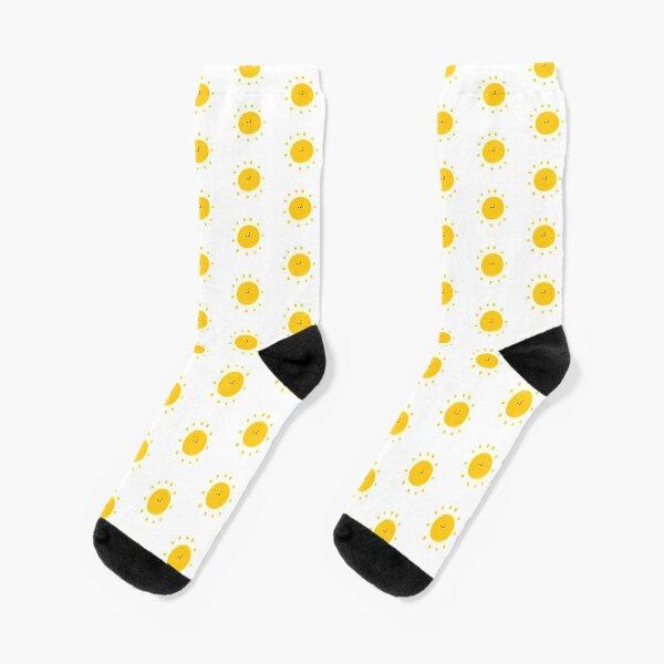 Mr. Sunshine Socks