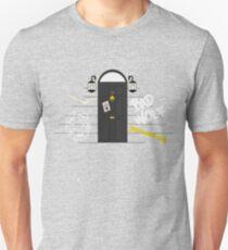 Messages for Sherlock Unisex T-Shirt