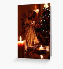 Christmas Angel 2 Greeting Card