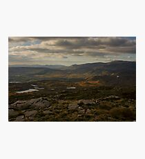 Croaghconnellagh Looking North West Photographic Print