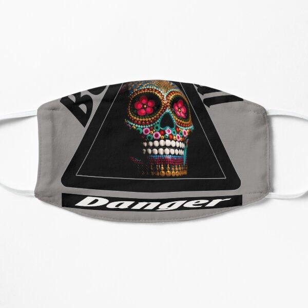 Tête de mort Masque sans plis