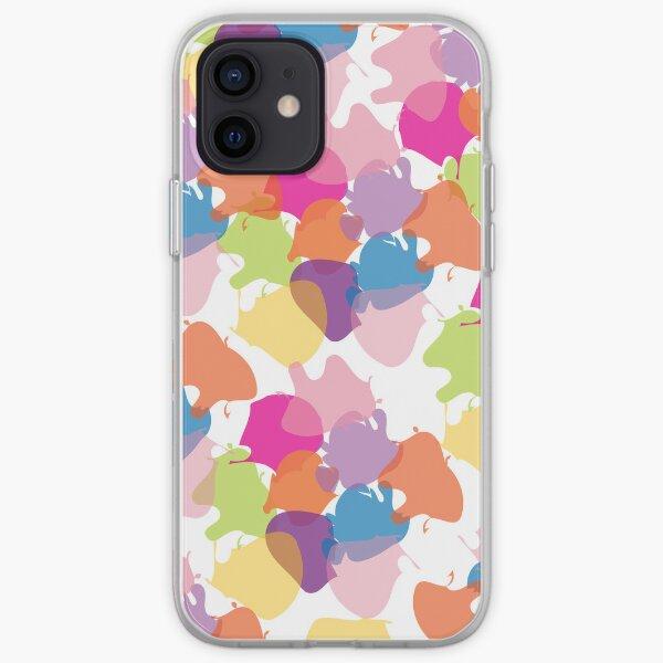 paint colors iPhone Soft Case