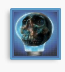 alien light Canvas Print