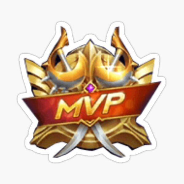 Mobile Legends Bang Bang MVP Sticker Sticker