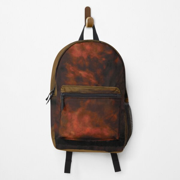 Man Without a Face Horror Design Backpack