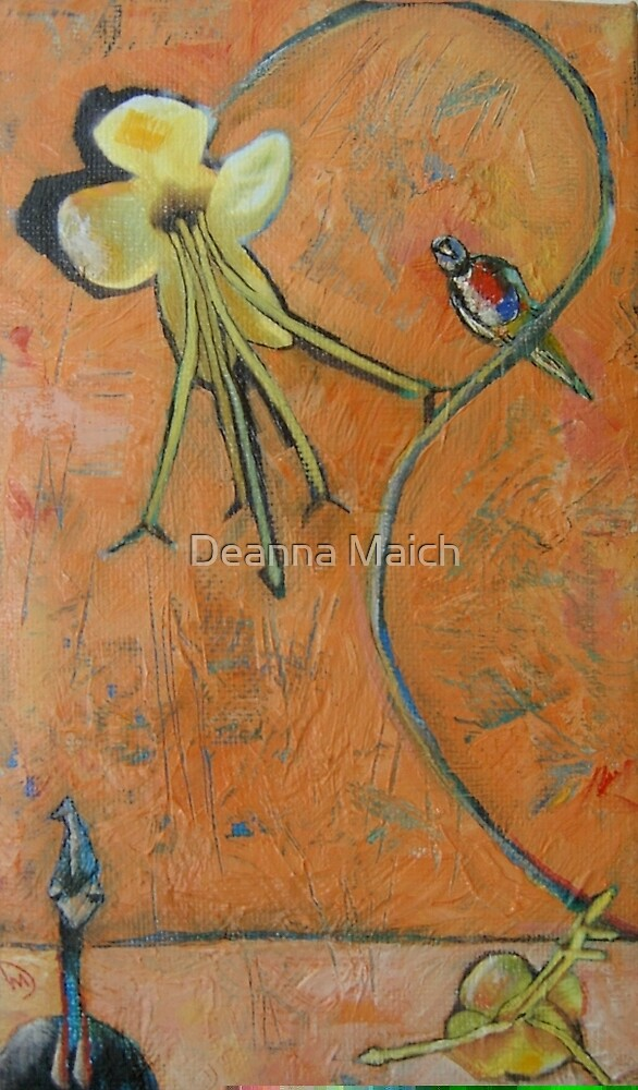 australian flora and fauna by Deanna Maich
