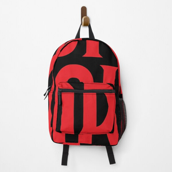 Just a girl who loves horror movies Backpack