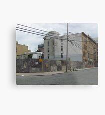 Brooklyn - Greenpoint Metal Print