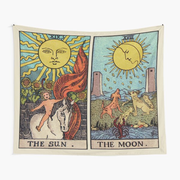 Moon & Sun Tarot | Colour Tapestry