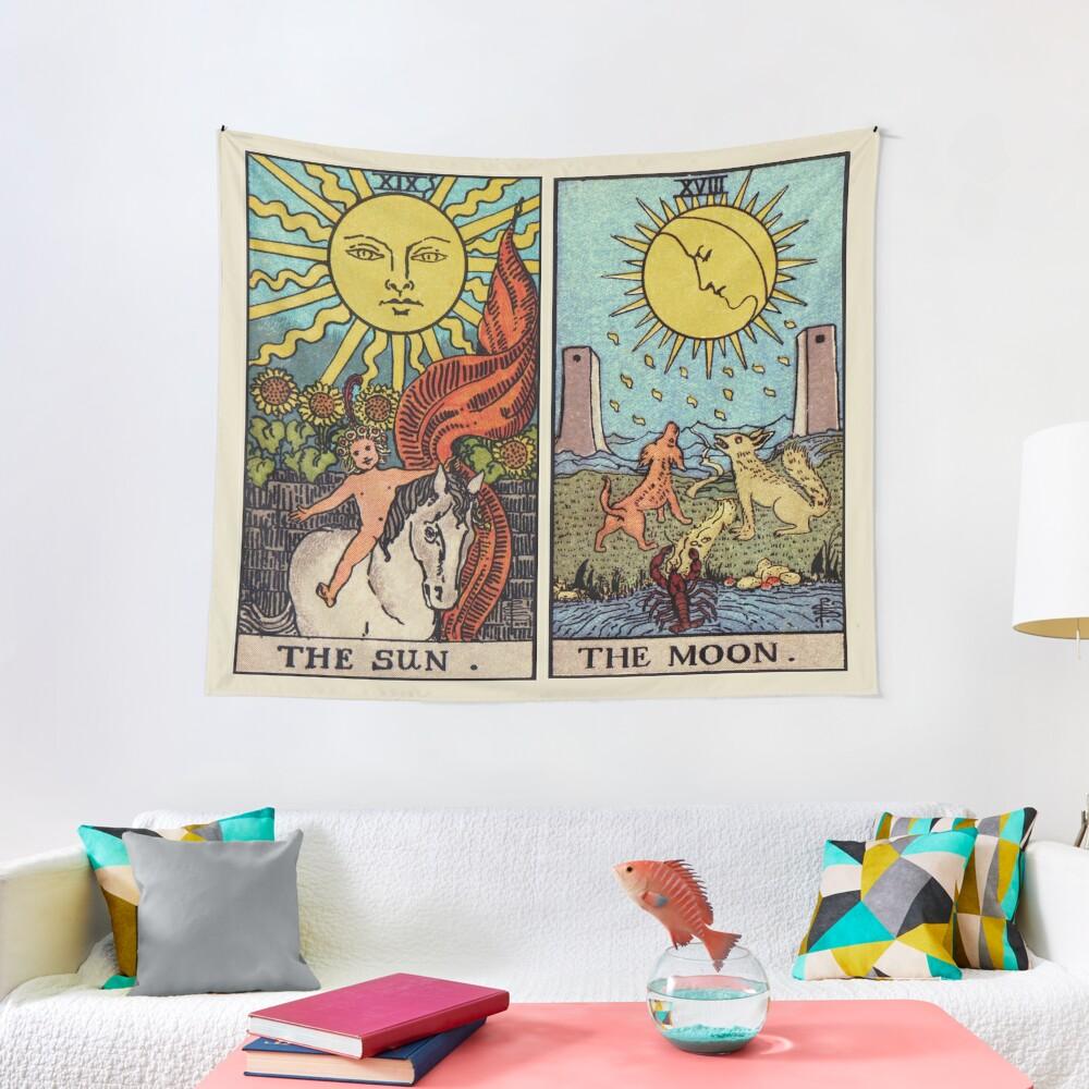 Moon & Sun Tarot | Colour Tapestry