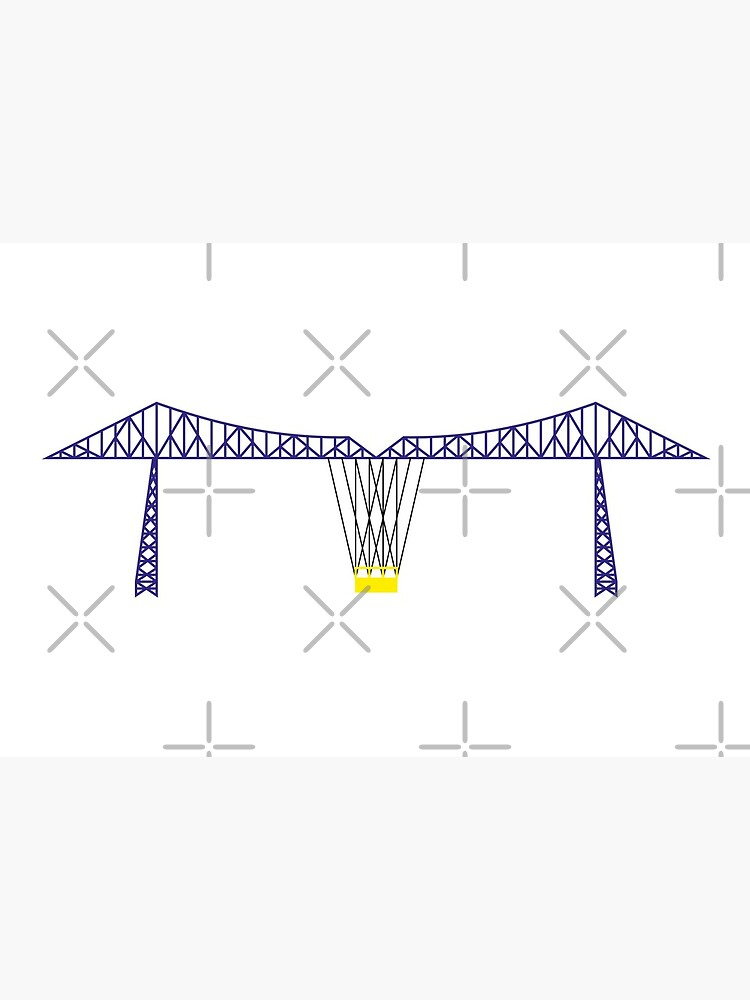 NDVH Tees Transporter Bridge by nikhorne